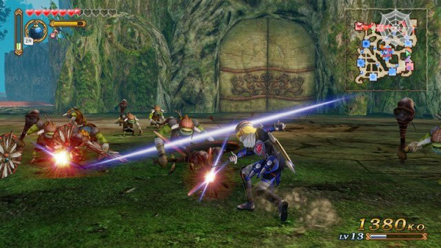 Hyrule Warriors - Immagine 1