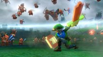 Hyrule Warriors - Immagine 2