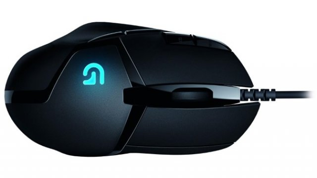Logitech G402 Hyperion Fury Ultra-Fast FPS Gaming Mouse - Immagine 1