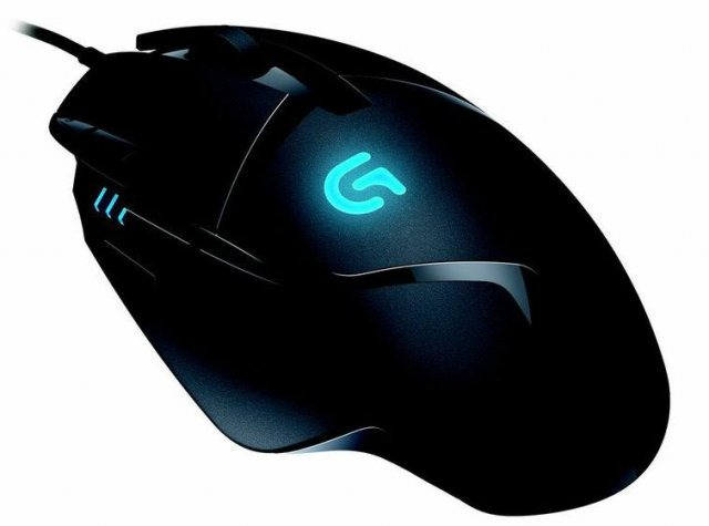Logitech G402 Hyperion Fury Ultra-Fast FPS Gaming Mouse - Immagine 2