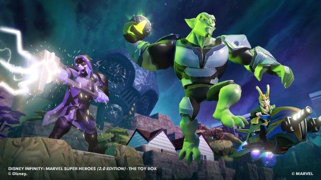 Disney Infinity 2.0: Marvel Super Heroes - Immagine 1