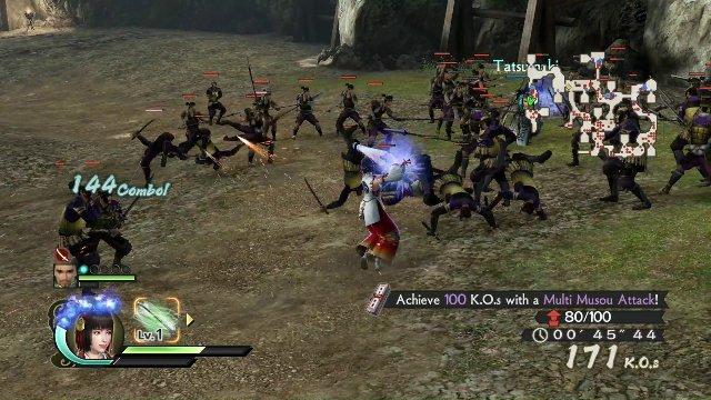 Samurai Warriors 4 - Immagine 6