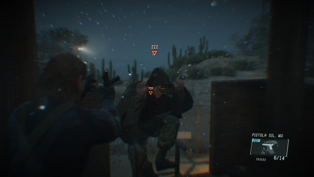 Metal Gear Solid V: Ground Zeroes - Immagine 5