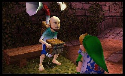 The Legend of Zelda: Majora's Mask 3D - Immagine 2