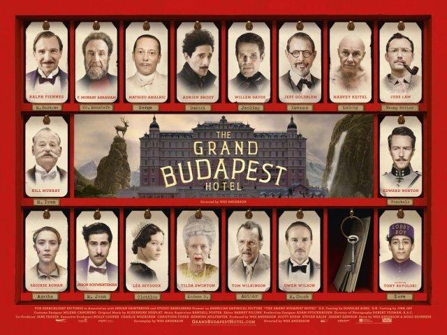 Grand Budapest Hotel - Immagine 1