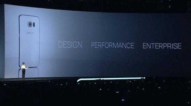 Samsung Galaxy S6 - Immagine 1