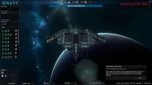 Shallow Space: Insurgency - Immagine 1