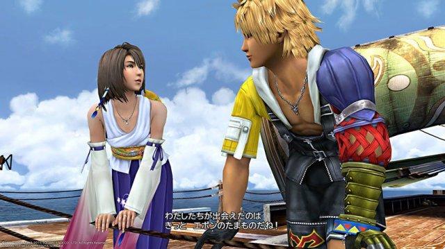 Final Fantasy X   X-2 HD Remaster - Immagine 1