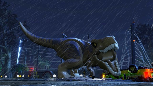 LEGO Jurassic World - Immagine 1