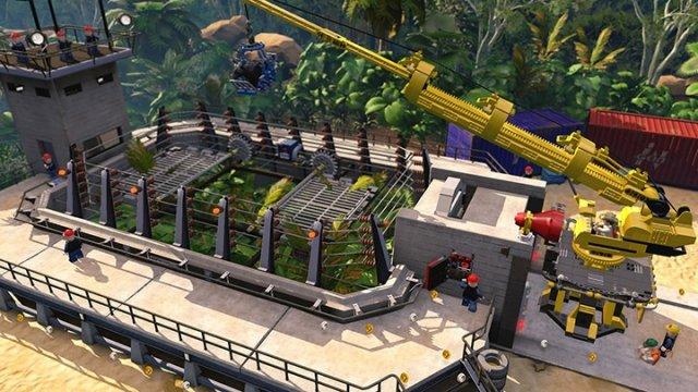 LEGO Jurassic World - Immagine 2