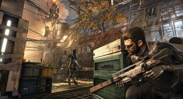 Deus Ex: Mankind Divided - Immagine 3