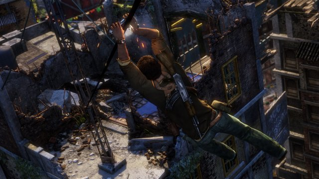 Uncharted: The Nathan Drake Collection - Immagine 4