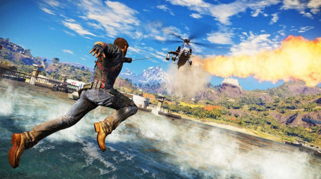 Just Cause 3 - Immagine 1