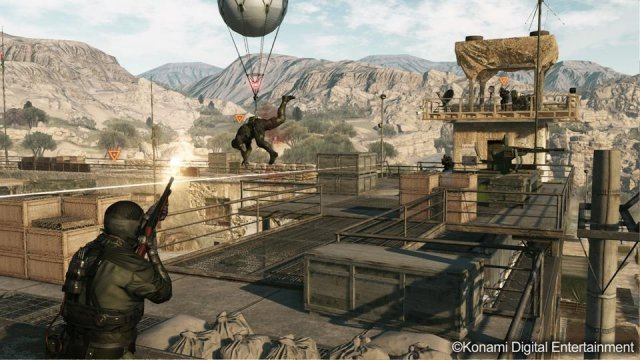 Metal Gear Solid V: The Phantom Pain - Immagine 1