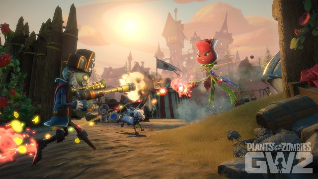 Plants vs Zombies: Garden Warfare 2 - Immagine 1