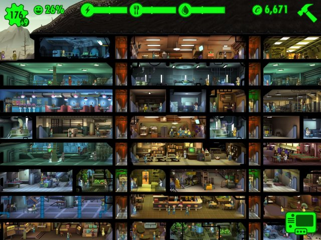 Fallout Shelter - Immagine 1