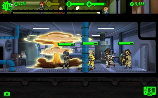 Fallout Shelter - Immagine 2