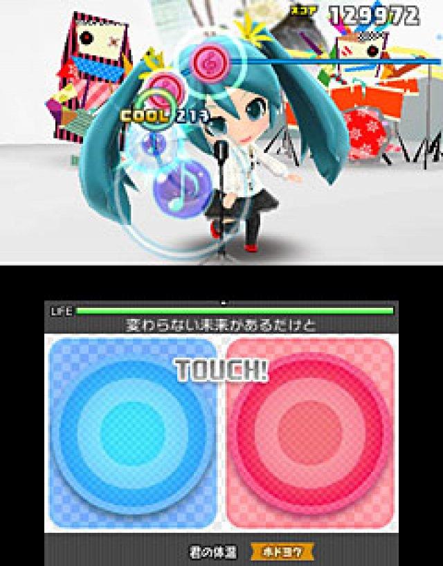Hatsune Miku: Project Mirai DX - Immagine 2