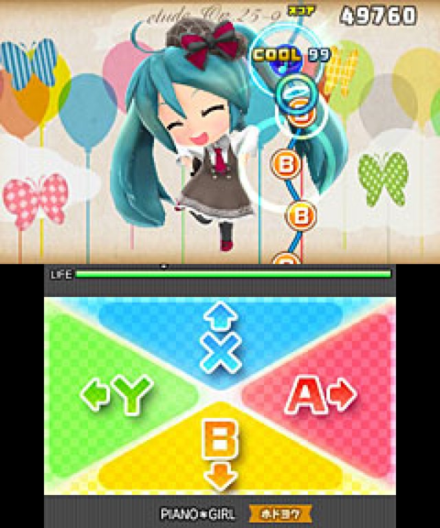 Hatsune Miku: Project Mirai DX - Immagine 3