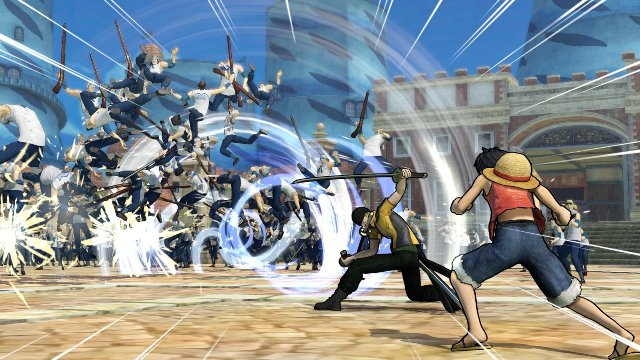 One Piece: Pirate Warriors 3 - Immagine 2