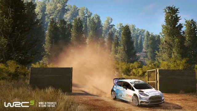 World Rally Championship 5 - Immagine 1