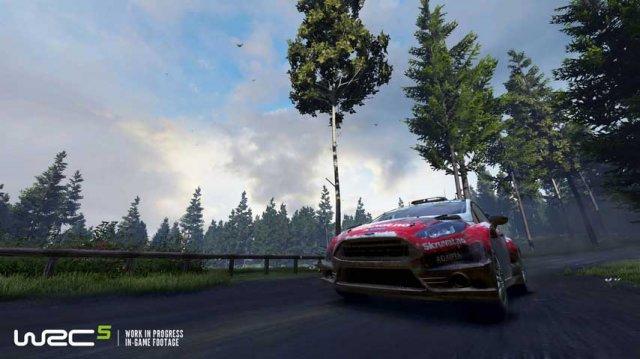 World Rally Championship 5 - Immagine 3