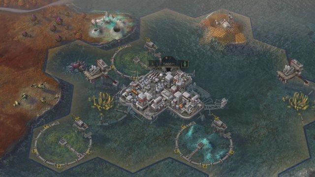 Sid Meier's Civilization: Beyond Earth - Rising Tide - Immagine 4