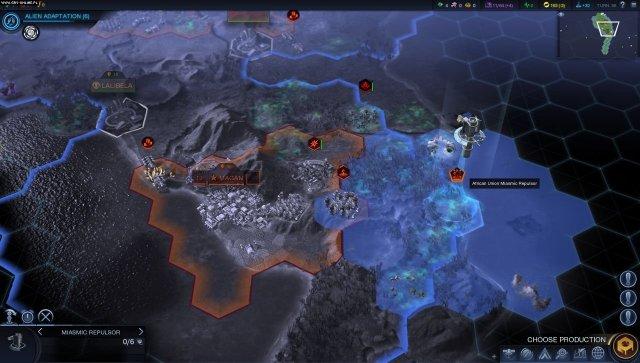 Sid Meier's Civilization: Beyond Earth - Rising Tide - Immagine 5