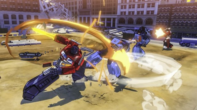 Transformers: Devastation - Immagine 1