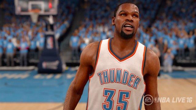NBA Live 16 - Immagine 3