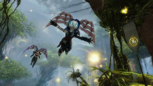 Guild Wars 2: Heart of Thorns - Immagine 2