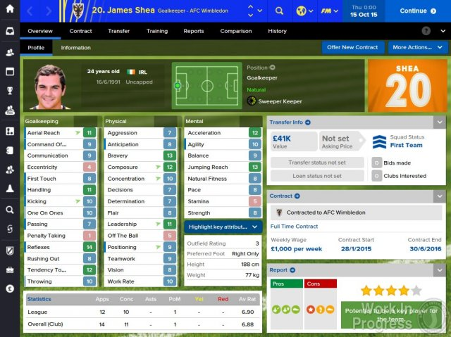 Football Manager 2016 - Immagine 1