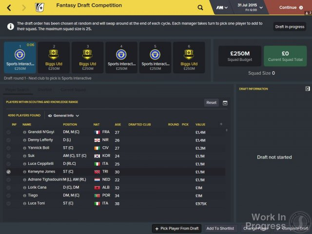 Football Manager 2016 - Immagine 2