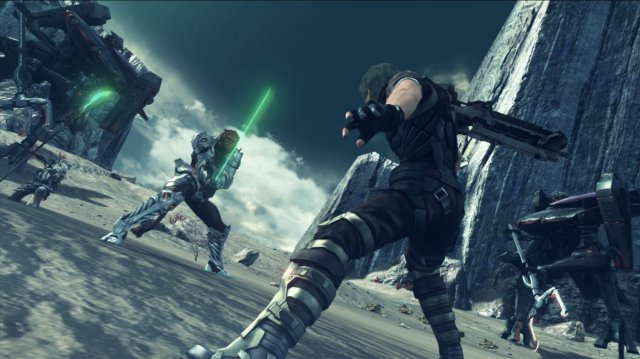 Xenoblade Chronicles X - Immagine 4