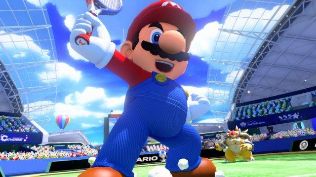 Mario Tennis: Ultra Smash - Immagine 3