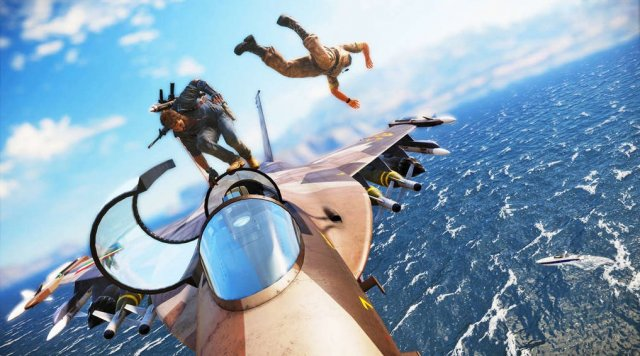 Just Cause 3 - Immagine 2
