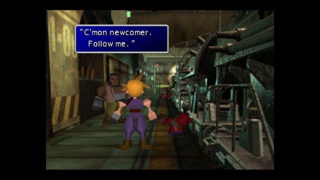 Final Fantasy VII - Immagine 4
