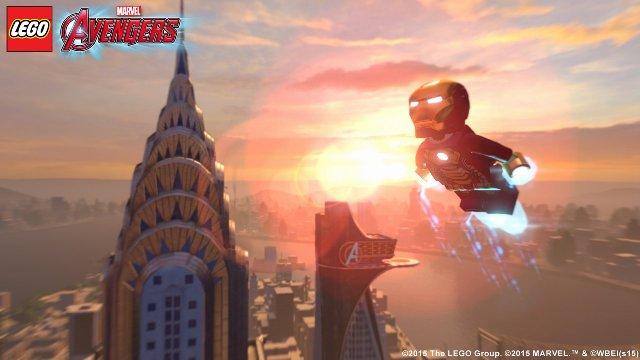 LEGO Marvel's Avengers - Immagine 3