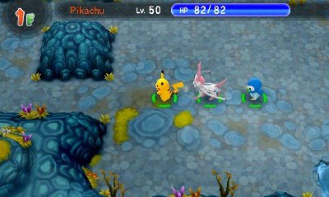 Pokémon Super Mystery Dungeon - Immagine 1