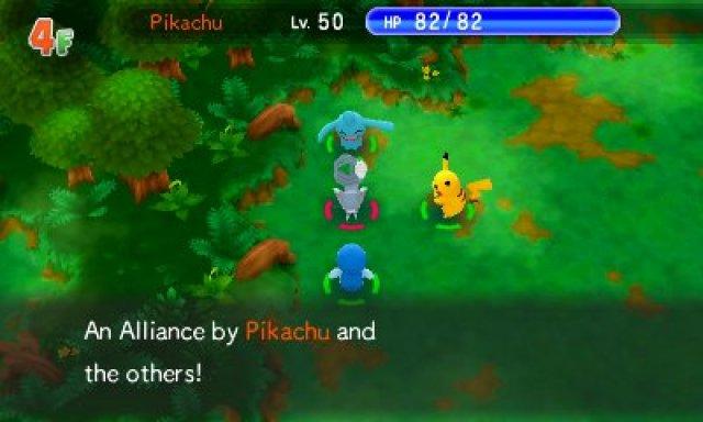 Pokémon Super Mystery Dungeon - Immagine 3