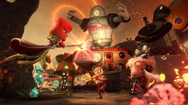 Plants vs Zombies: Garden Warfare 2 - Immagine 6