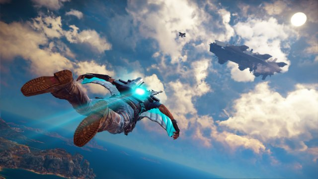 Just Cause 3 - Sky Fortress DLC - Immagine 1