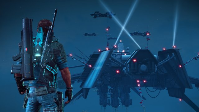 Just Cause 3 - Sky Fortress DLC - Immagine 4