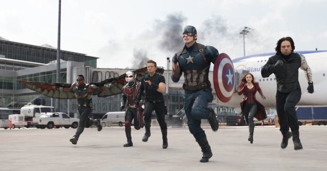 Captain America: Civil War - Immagine 5