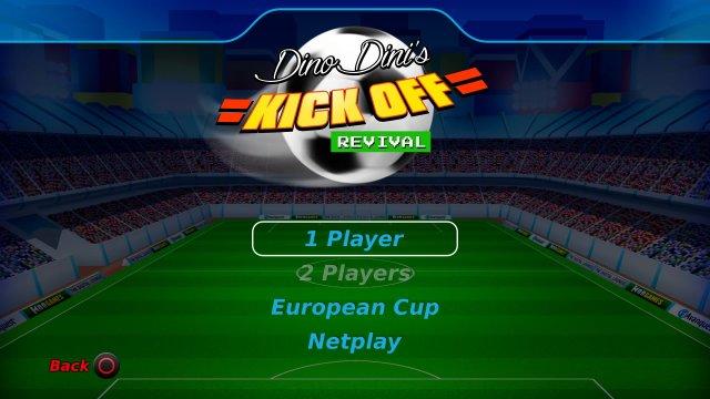 Dino Dini's Kick Off Revival - Immagine 1