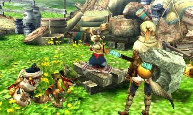Monster Hunter Generations - Immagine 2