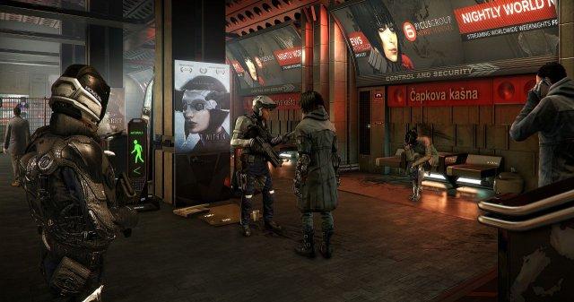 Deus Ex: Mankind Divided - Immagine 4