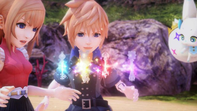 World of Final Fantasy - Immagine 1