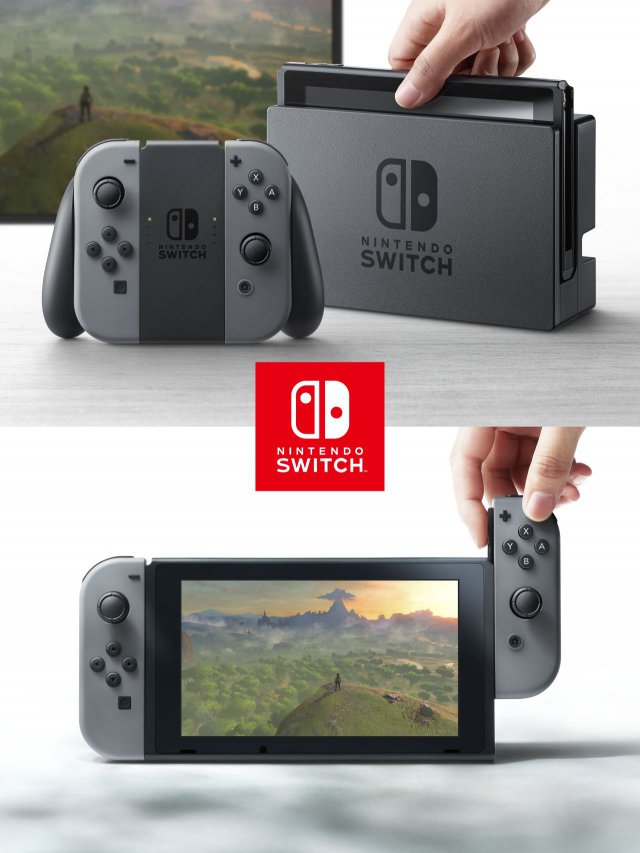 Nintendo Switch - Immagine 3