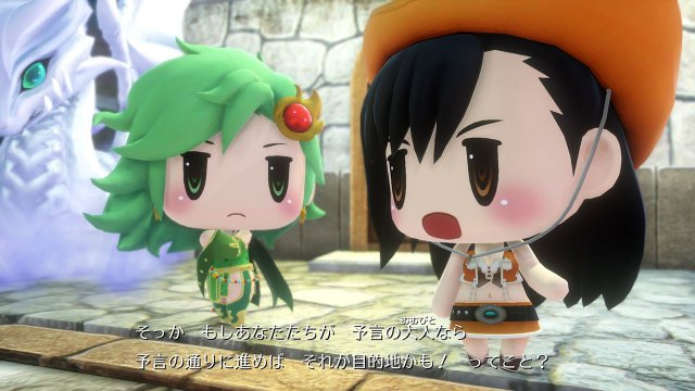 World of Final Fantasy - Immagine 4